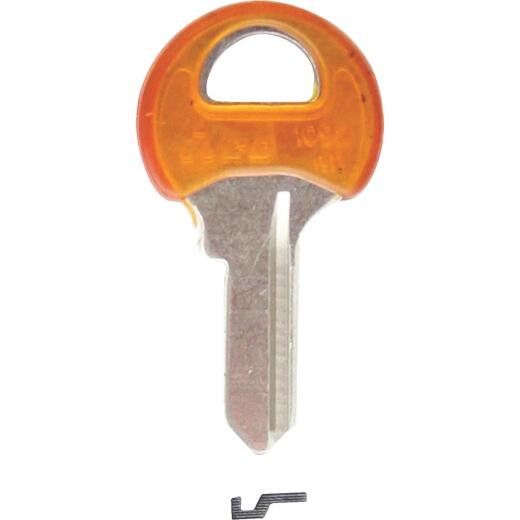 ILCO Master All 1 Color Coated Padlock Key, M1P (5-Pack)
