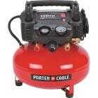 Porter Cable 6 Gal. Portable 150 psi Air Compressor Image 1