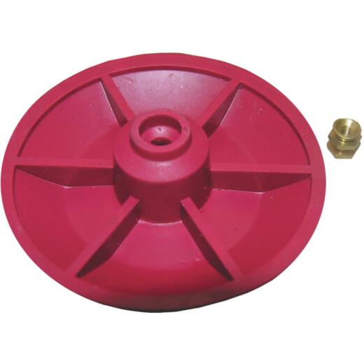 Lasco Tilt Flush Valve Seal Combo Seat/Disc for American Standard