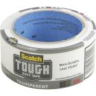 Scotch Tough 1.88 In. x 20 Yd. Transparent Duct Tape, Clear Image 1