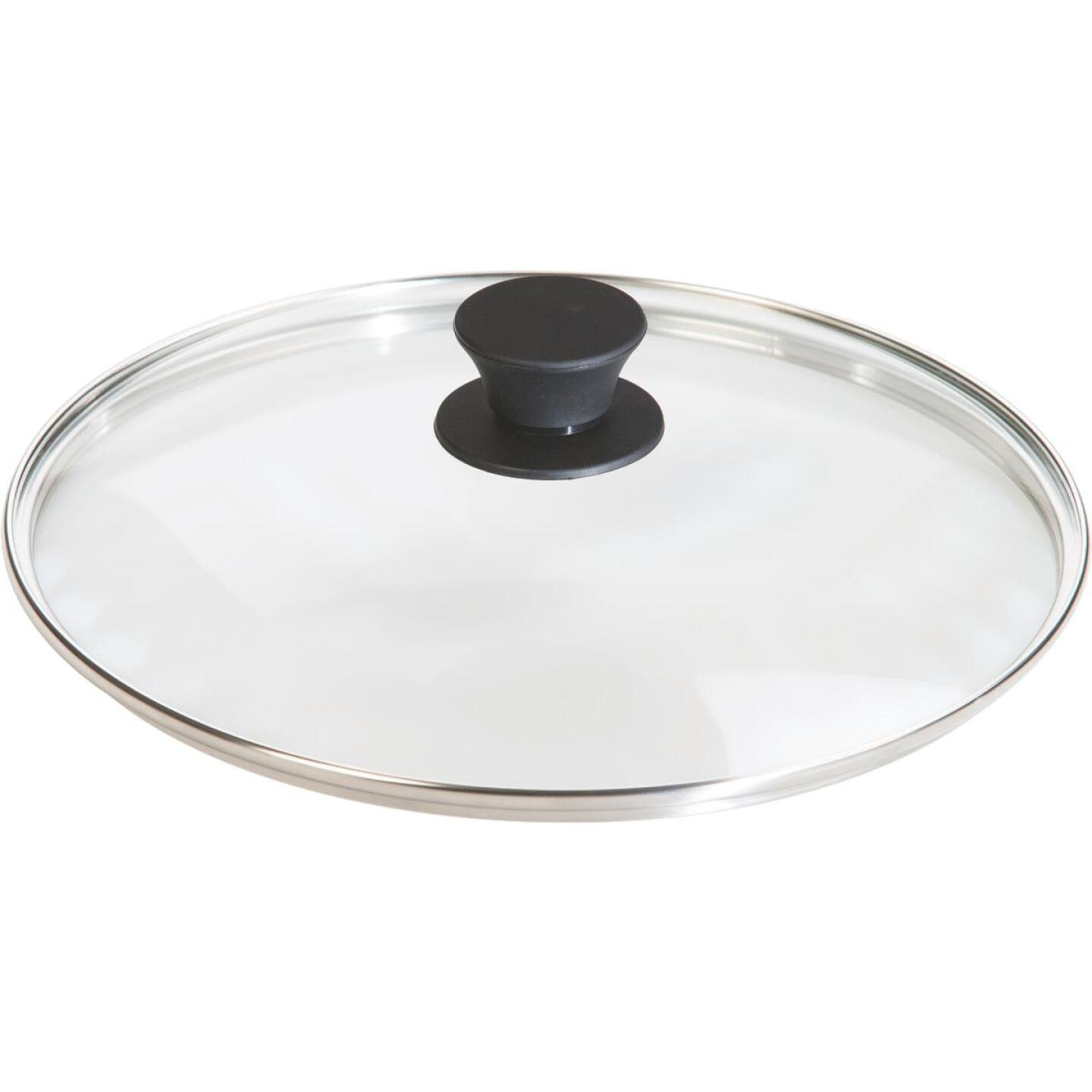 Lodge 10.25 In. Tempered Glass Glass Lid Image 1