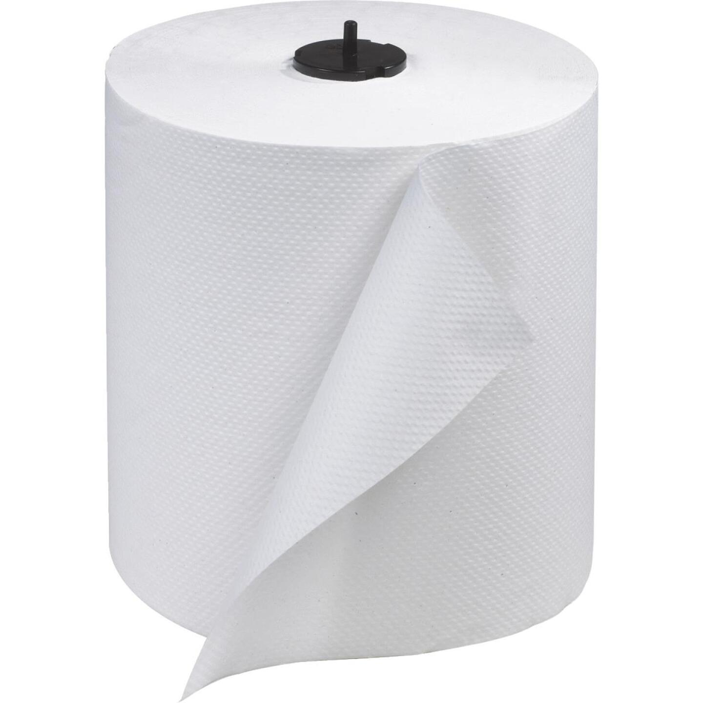 SCA Tork White Advanced Roll Towels (6 Count) Image 1