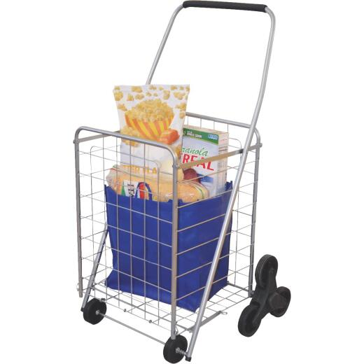 Helping Hand Stair Climbing Shopping Cart