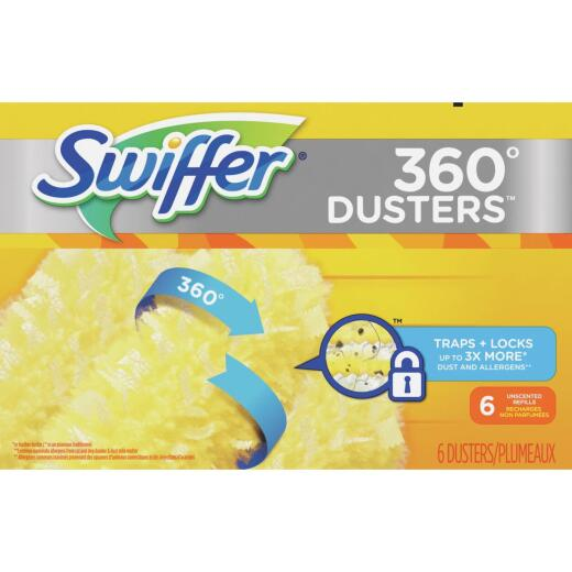 Swiffer 360 Degrees Dust Cloth Refill (6-Count)