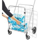 Whitmor Front Access Utility Shopping Cart Image 1