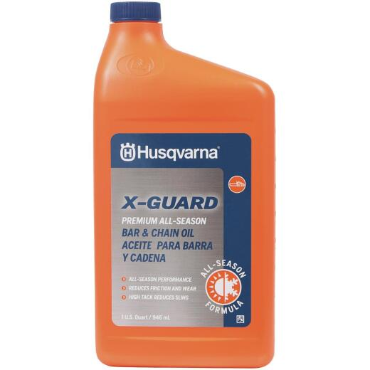 Husqvarna 1 Qt. X-Guard Bar & Chain Oil