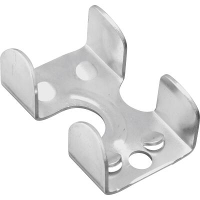 National 1/4 In. Zinc-Plated Steel Rope Clamp