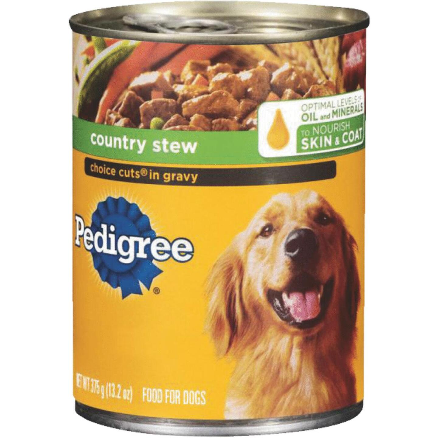 Pedigree Choice Cuts in Gravy Country Stew Wet Dog Food, 13.2 Oz. Image 1